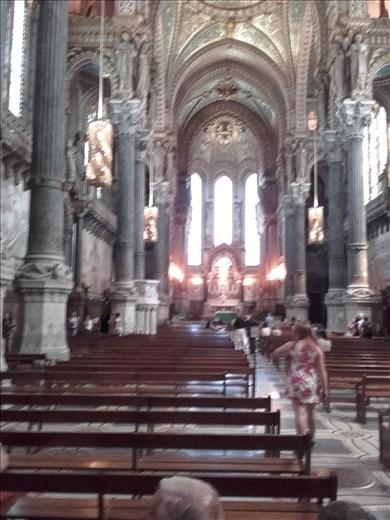 Lyon -- Basilica Notre Dame de Fourviere.05