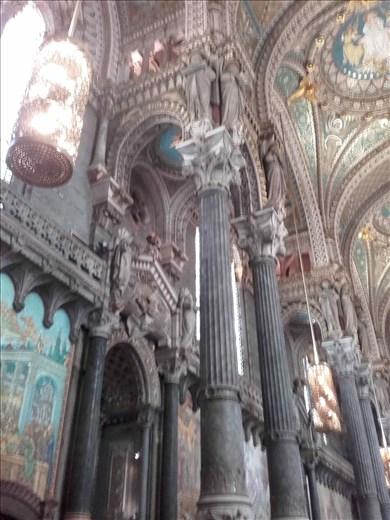 Lyon -- Basilica Notre Dame de Fourviere.03