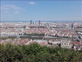 Lyon -- view from Basilica Notre Dame de Fourviere.01: by billh, Views[142]