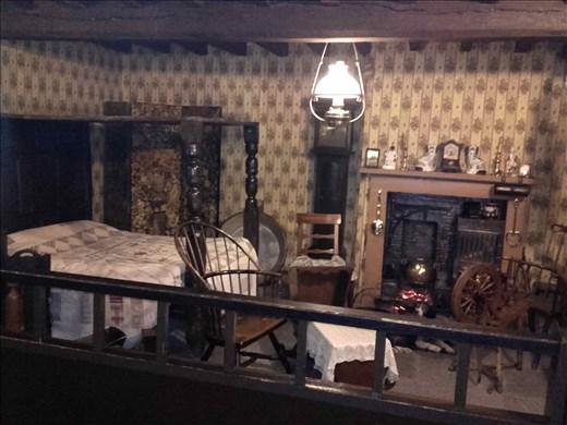 York -- museum -- Victorian room