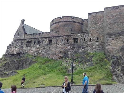 Edinburg Castle.10