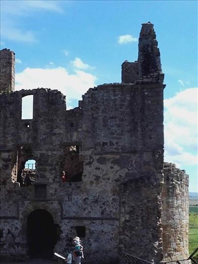 Direlton Castle.08