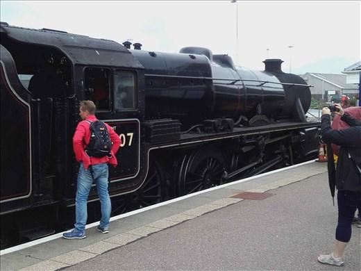 Scottish Highlands -- Ft William to Mallaig train.08