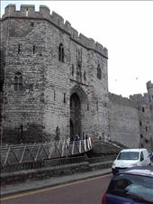 Northern Wales -- Caernarfon Castle.01: by billh, Views[149]