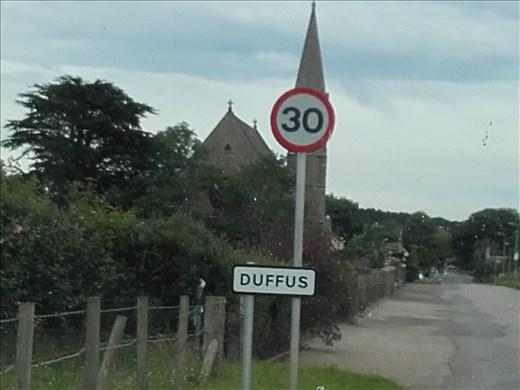 Scotland -- Duffus