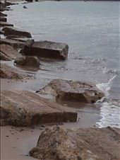 Northern Scotland -- Roseisle -- concrete blocks from WWII defences.01: by billh, Views[177]