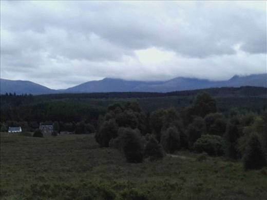 Northwest rural Scotland -- mountains.03