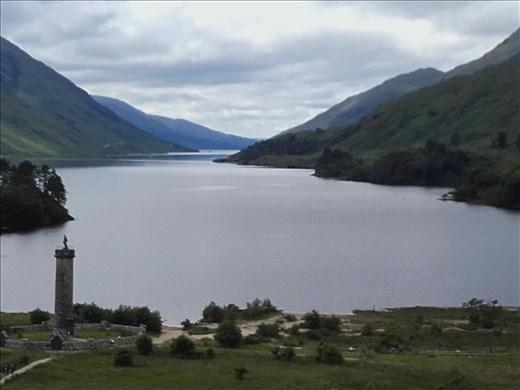 Northwest rural Scotland -- loch emptying into North Sea.02