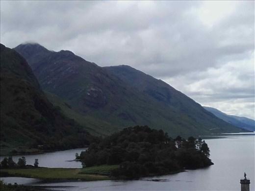 Northwest rural Scotland -- mountains.04