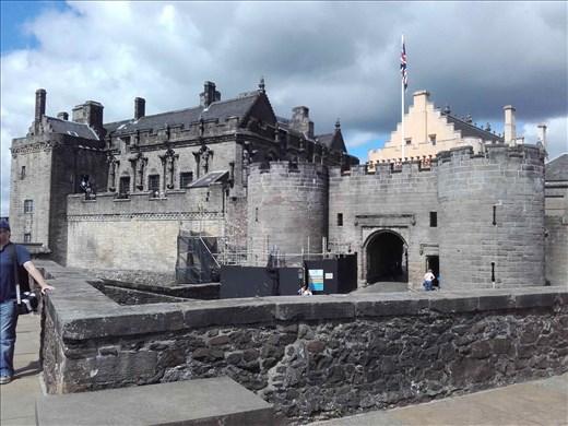 Scotland -- Stirling Castle.01