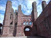 Scotland -- Arbroath Abbey.01: by billh, Views[57]