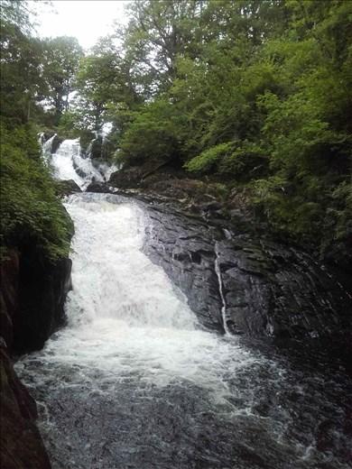 Northern Wales -- Snowdonia -- Swallow Falls.02