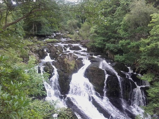 Northern Wales -- Snowdonia -- Swallow Falls.03