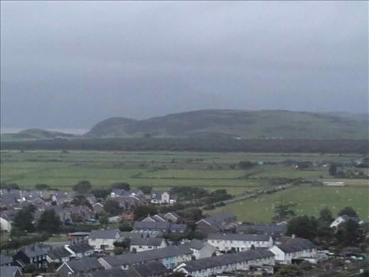 Northern Wales -- Snowdonia -- Harlech Castle.06