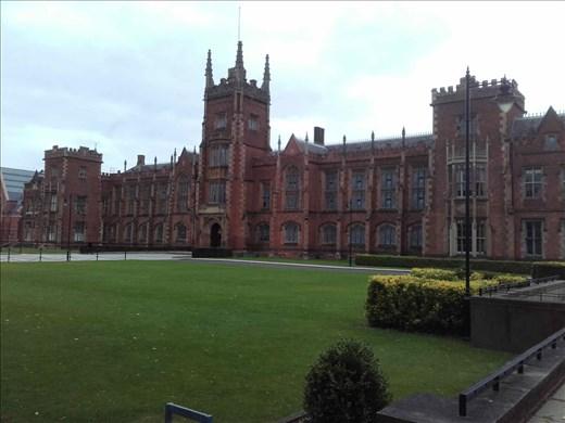 Ireland -- Belfast -- Queen's University