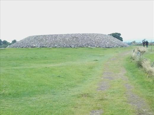 Ireland -- Carrowmore Neolithic mound.01
