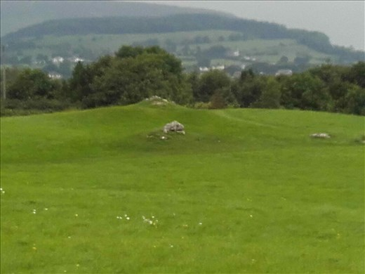 Ireland -- Carrowmore Neolithic mound.04