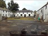 Irland -- Ballyhea -- view from bedroom of interior courtyard: by billh, Views[211]