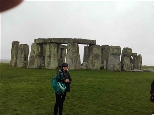 England -- Stonehenge -- Cindy