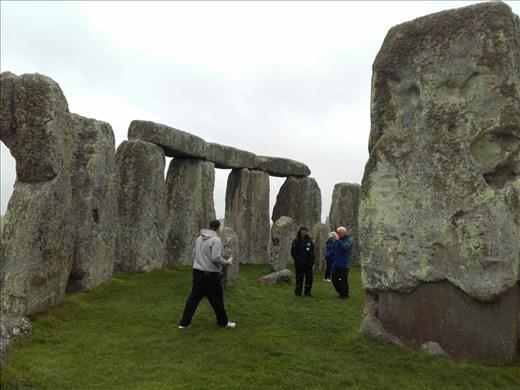 England -- Stonehenge.07