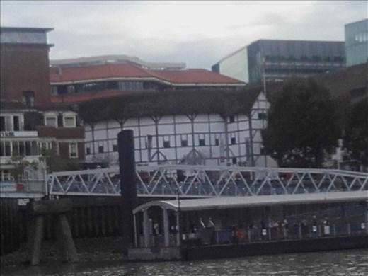 England -- London -- William Shakespeare's The Globe Theater (replica).02