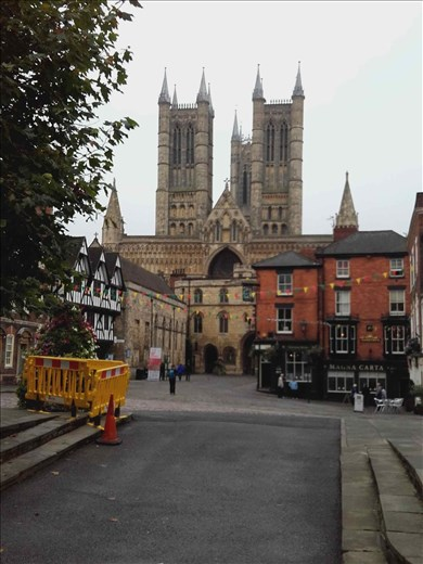 England -- Lincoln Cathedral.04