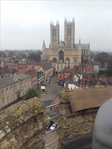 England -- Lincoln Cathedral.03