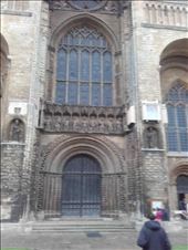 England -- Lincoln Cathedral -- entrance: by billh, Views[154]