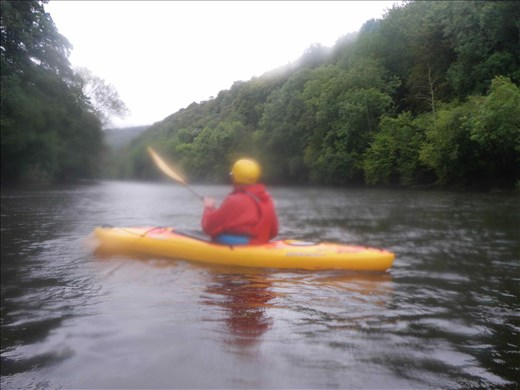 Wales -- Kayaking the River Wye.03