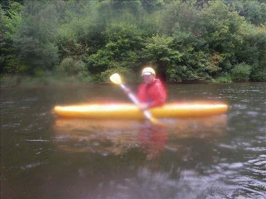 Wales -- Kayaking the River Wye.01