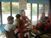 C'est ici que nous fesions nos repas au Sunrise resort - comme a la cantine. C'est le meilleur moyen de renconrer des gens supers: by biquette, Views[128]