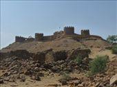 un fort au milieu du desert.: by bixente, Views[241]