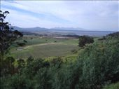 Looking down towards Great Oyster Bay near Swansea on the East Coast of Tassie.: by bj, Views[292]