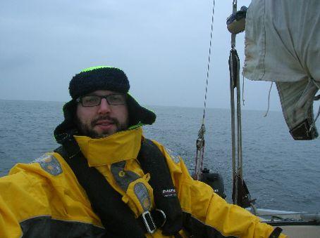 Kaptein Espen, en ekte merikarhu!