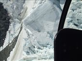 The glacier from the copter: by bob_and_caroline, Views[161]