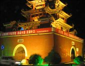 Bell Tower, Zhongwei: by bodiekern, Views[204]
