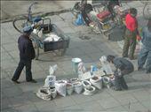 Street Market, Zhongwei, Ningxia.: by bodiekern, Views[287]