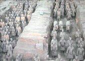 Terra Cotta Army, Xi'an, Shaanxi.: by bodiekern, Views[322]