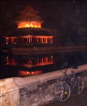Pagoda Reflected in Moat, Beijing: by bodiekern, Views[261]