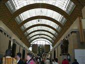 Inside the Musee D'Orsay: by bombers, Views[178]