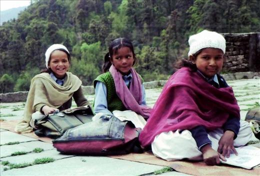 Deepa, Ganga & Lalita...