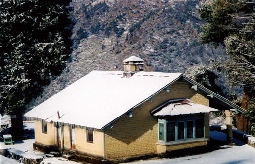 PWD Khati post snowfall