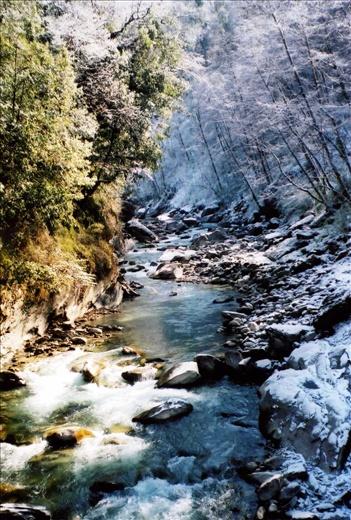 The Pindar River