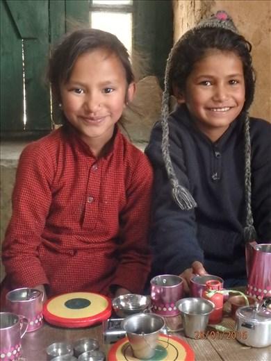 Nirmala & Neha