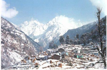Khati (2200m) Winter 07/08
