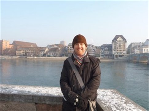 Brad on the north side of the Rhine