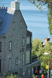 Vieux-Quebec city: by bramgies, Views[180]