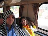 In de trein van Kuala Lumpur naar Singapore!: by bramgies, Views[221]