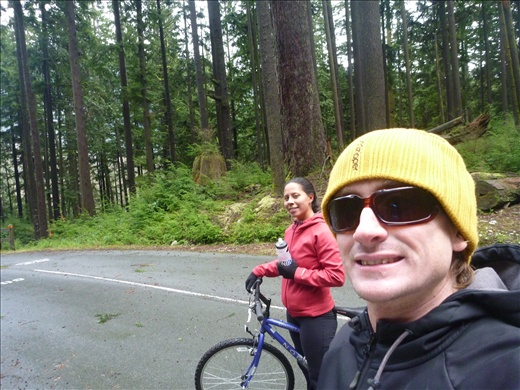 Seymour bike ride