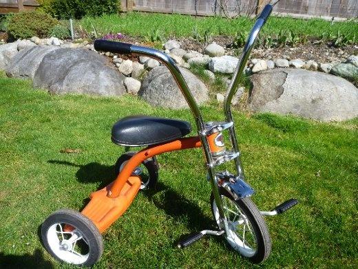 Danielle's Trike